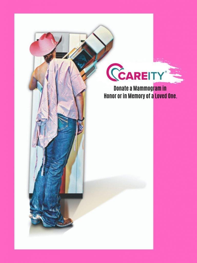 Careity Foundation ad