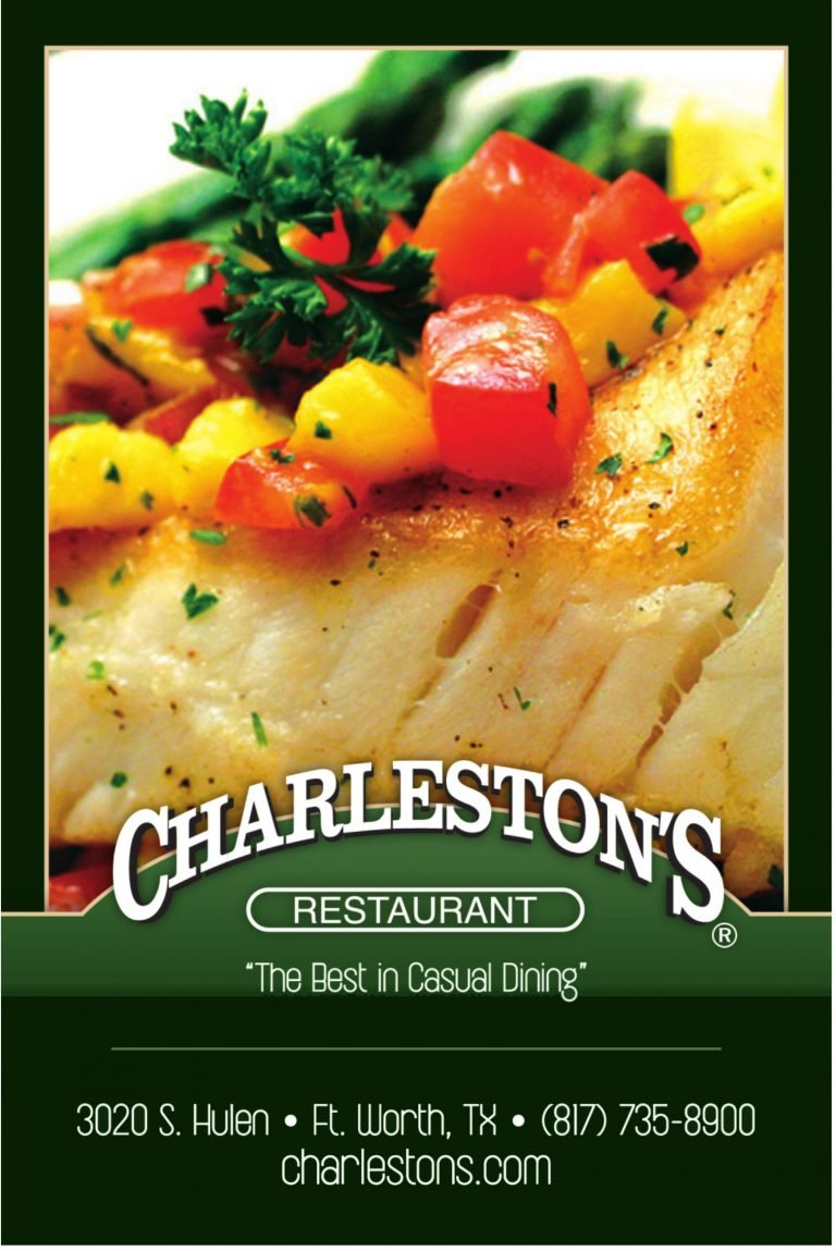 Charleston's Restaurant ad