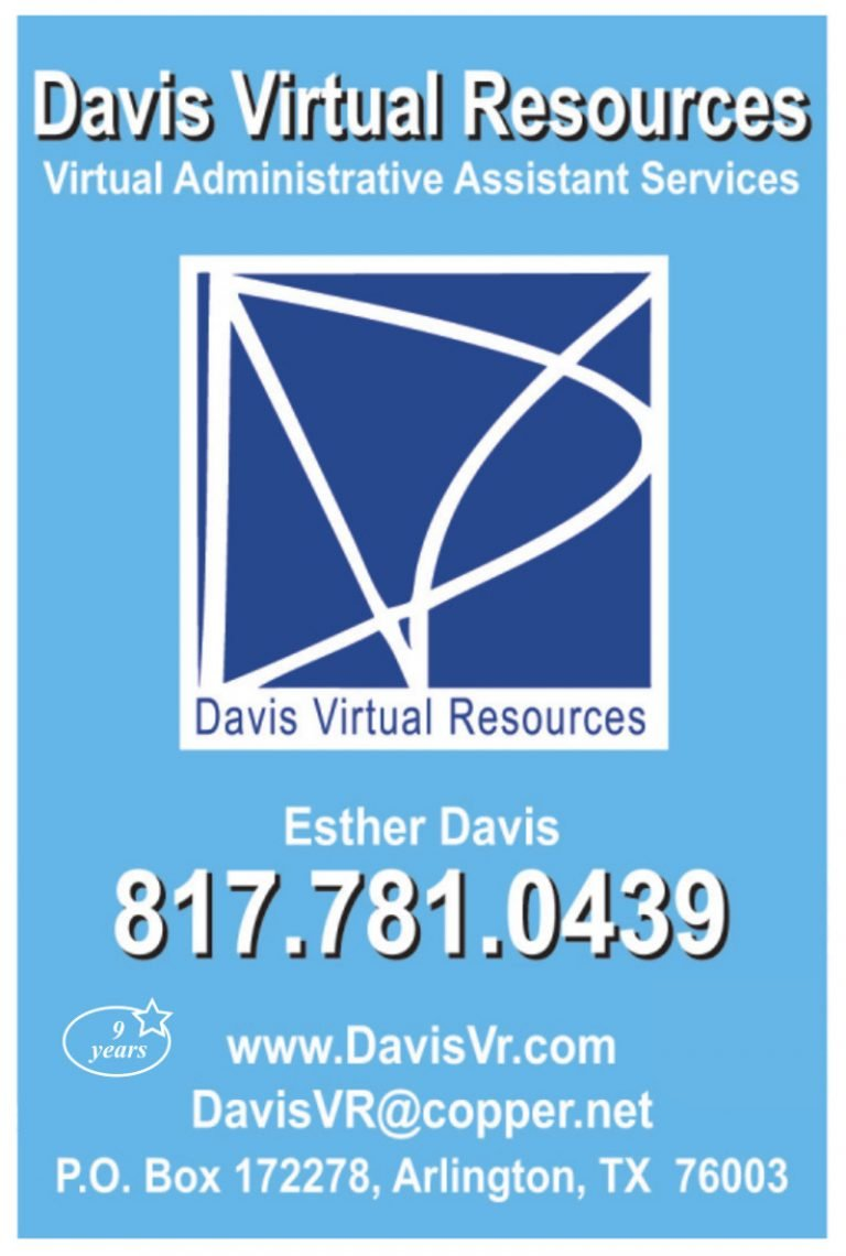 Davis Virtual Resources ad