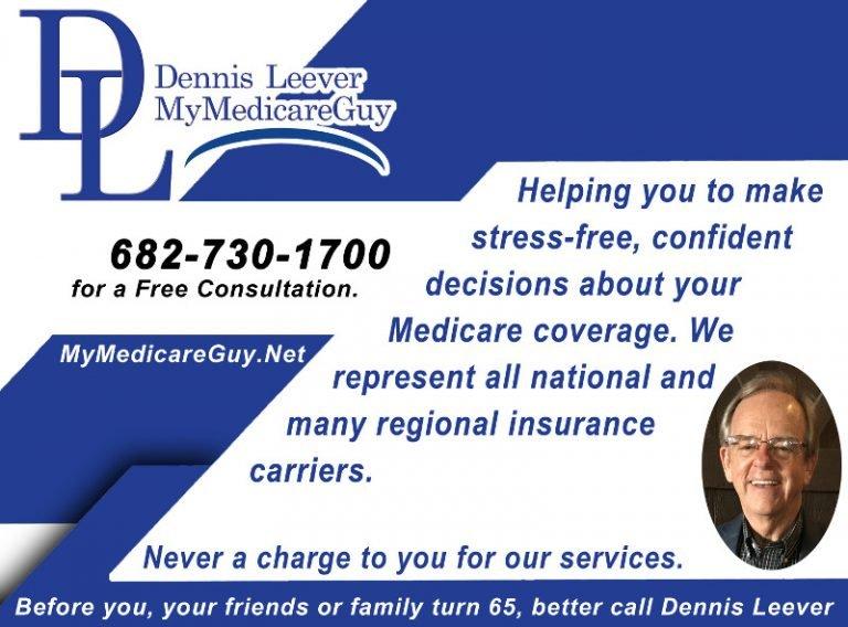 Deenis Leever —My Medicare Guy ad