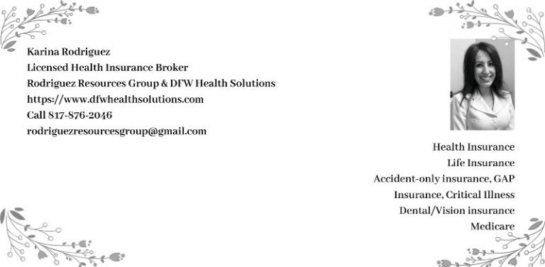 DFW Health Solutions ad