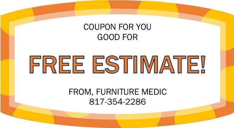 Furniture Medic coupon