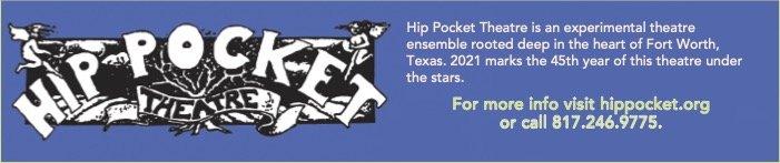 Hip Pocket Theatre ad