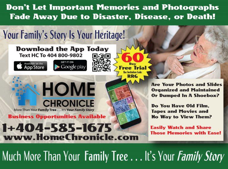 Home Chronicle ad