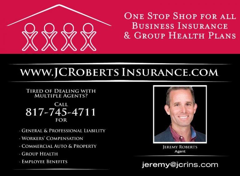 JC Roberts Insurance ad