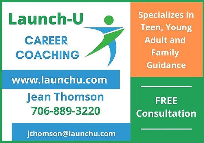 Launch-U ad