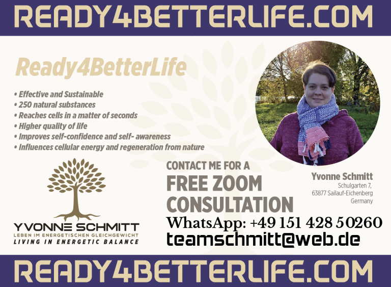 Ready 4 Better Life ad