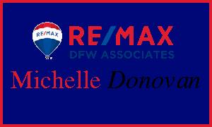 RE/MAX DFW Associates — Michelle Donovan