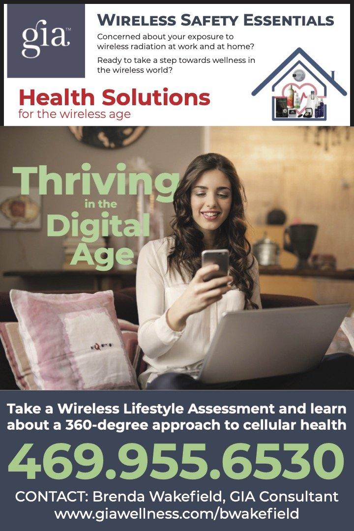 Wireless Essentials ad